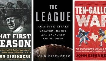 Football, Walter Iooss Jr & Dan Jenkins – PIGSKIN BOOKS