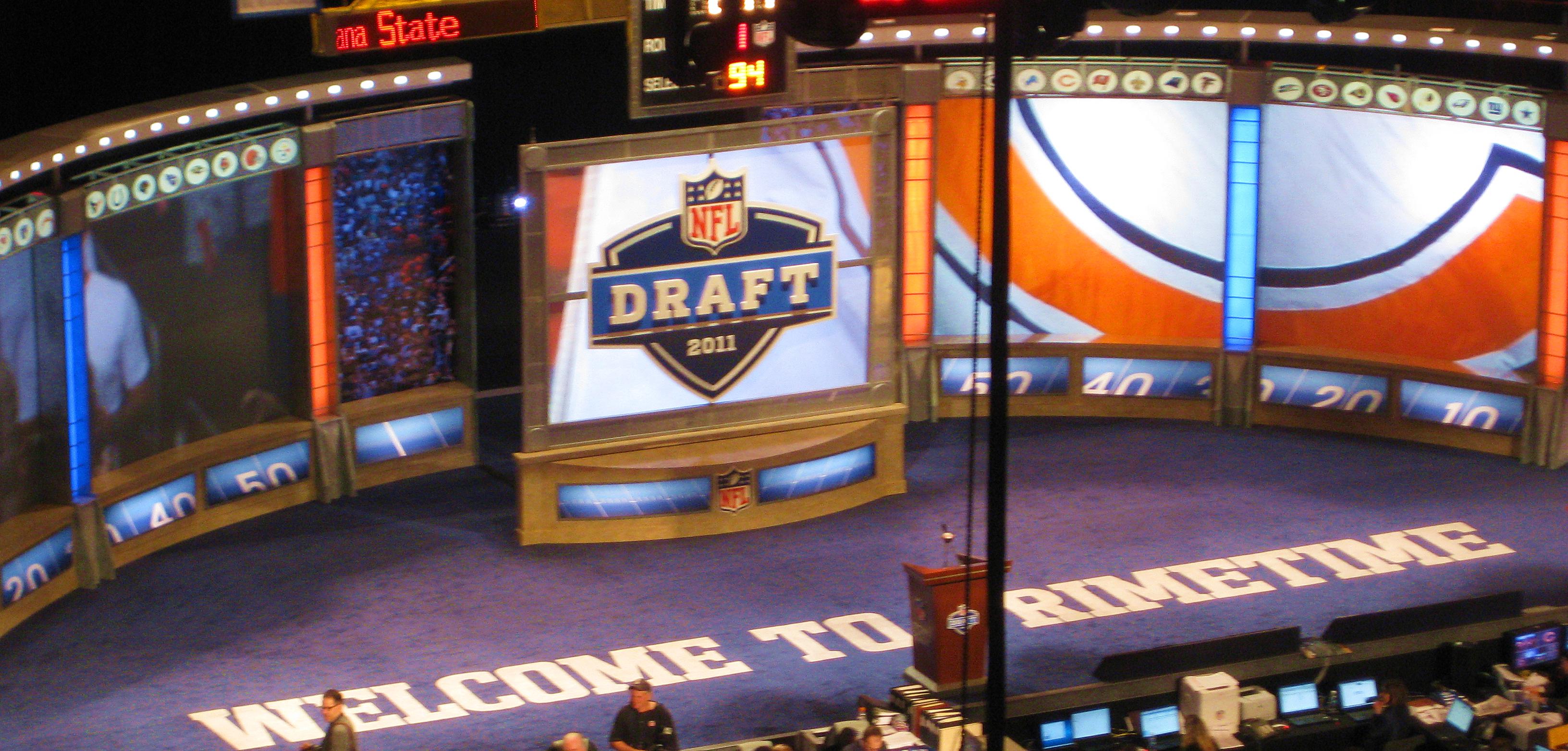 Top five: NFL Draft books